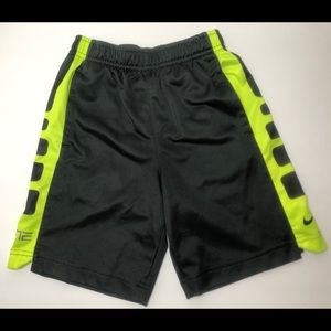 Nike Dri Fit Elite Basketball Shorts
